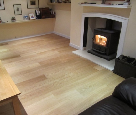 Wood flooring covering Southampton