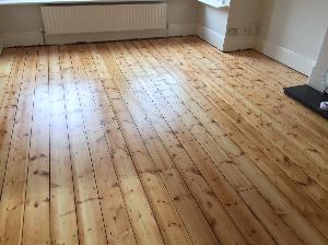 Floorboard sanding service Southampton