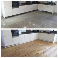 Oak flooring - Southampton