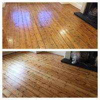 Dust free floor sanding - Southampton