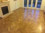 Dust free floor sanding Southampton - Hampshire